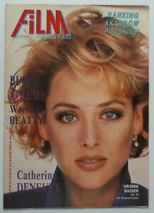 VIRGINIA MADSEN - polish magazine cover photo rare mag [1992] - <span itemprop=availableAtOrFrom>Gniezno, Polska</span> - VIRGINIA MADSEN - polish magazine cover photo rare mag [1992] - Gniezno, Polska
