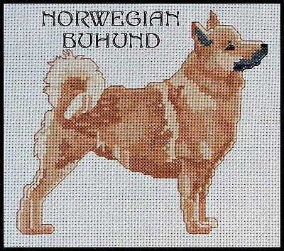 Dog Breed Cross Stitch Patterns Free