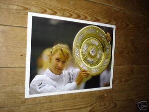 Steffi-Graf-Wimbledon-Tennis-Winner-Trophy-POSTER