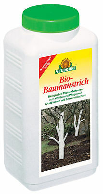 NEUDORFF Bio Baumanstrich 2L Baum Baumschutz Obstbäume Obststräucher RindeWeißen