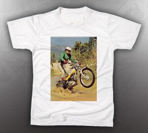 vintage yamaha 1974 ty250 shirt like nos