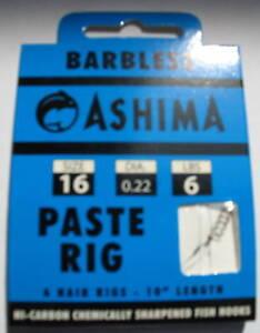 ASHIMA-PASTA-ATTREZZI-PESCA-PER-TERMINALI-Taglia-12
