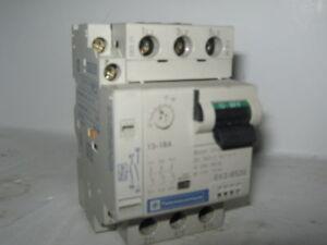 TELEMECANIQUE-GV2RS20-MOTOR-CIRCUIT-BREAKER-W-GV2AD1010