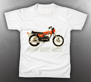 vintage yamaha rd350 shirt like nos ebay