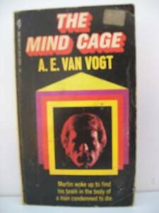 Book-The-Mind-Cage-by-A-E-Van-Vogt-1970-Belmont