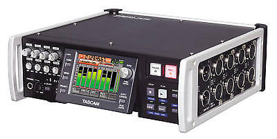 Tascam Hs-p82 8-channel Field Audio Recorder Hsp82 - Brand