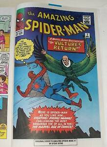 The-Amazing-Spider-Man-7-Reprint-in-Spider-Man-Classic-8-from-Nov-1993-Fine