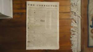 1846-Sag-Harbor-Long-Island-LI-Many-Ads-graphic-informative-historical