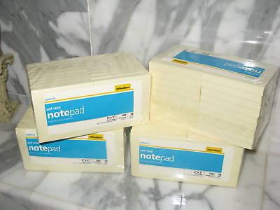 Self-stick Notes 100 Sheets Per Pad 72 Pads Ttl 7200
