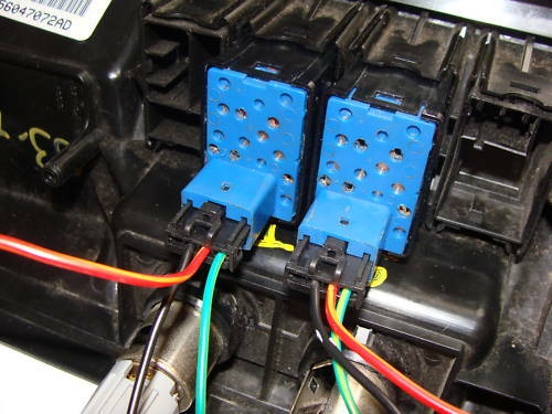Jeep Tj Dash Wiring Harness