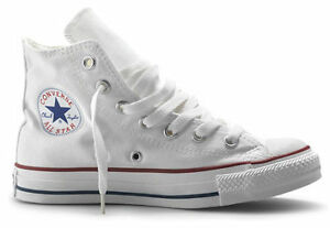 Converse-All-Star-Chuck-Taylor-Hi-Optical-White-M7650-Sz3-11-Limited-Sale
