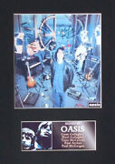 Oasis Signed
