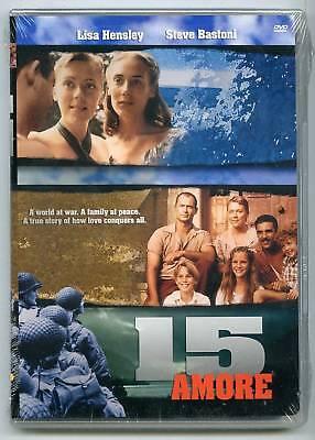 15 Amore (dvd) Lisa Hensley, Maurice Murphy, Steve Bastoni, Brand