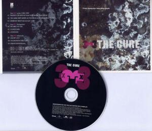 The Cure Disintegration Sampler 2010 UK 9-track promo CD gatefold sleeve MINT