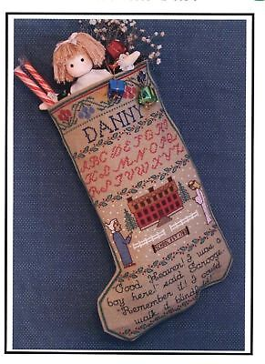 Dickens Stocking Five - Margaret And Margaret Designs
