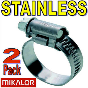 2-x-32mm-50mm-MIKALOR-W2-STAINLESS-HOSE-CLIP-SILICONE