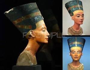 Egypt-NEFERTITI-Travel-Souvenir-Flexible-Fridge-Magnet