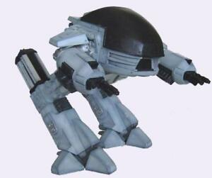10-Big-version-ED209-ROBOCOP-Action-MovieDetroit-Police-Robot-Vinyl-Model-Kit1-9