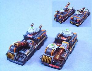 Battletech Pintado Danai vehículos de apoyo Wob
