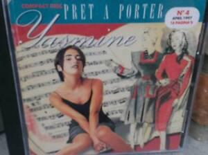 YASMINE-PRET-A-PORTER-1997-Porselein-Kikkerkoel