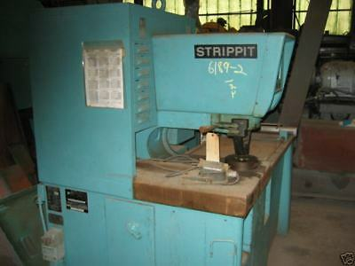 Strippit Sheetmetal Fabricatorwimproved Hydramatichead