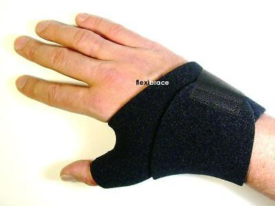 2 New Universal Thumb Wrist Support Brace Free Ship by Flexibrace