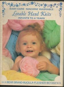 Hand-Knits-Bear-Brand-Bucilla-Instruction-Cat-Book-30