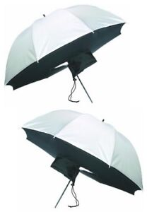 2-Umbrella-Softbox-Soft-Brolly-Box-Translucent-Studio