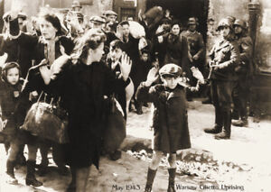 Warsaw-Ghetto-Uprising-May-1943-Photograph-poster