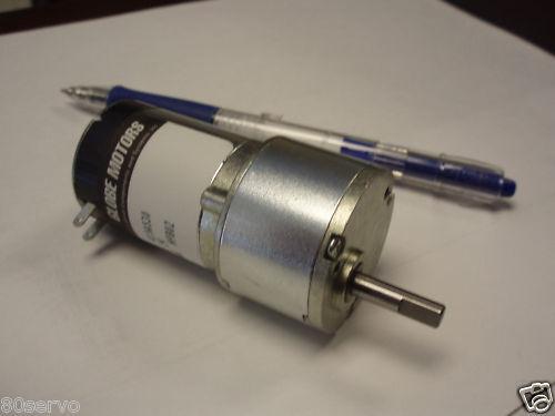 24 Volt Dc Geared Motor Trw Globe 415a530 Motor Gearhead