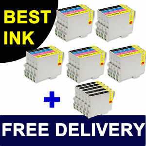 25 Ink Cartridges for Epson SX215 SX218 SX400 SX405