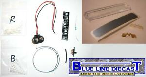 1-18-Flashing-LED-Police-Low-Pro-Lightbar-Complete-Kit