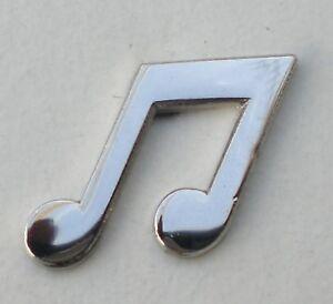 Musical Notes Quality Enamel Pin Badge