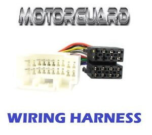 HONDA ACCORD CIVIC CRV WIRING LOOM ISO HARNESS PC2-68-4