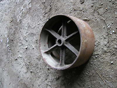 Farmall Cub Rowcrop Tractor Original Ih Steel Belt Pulley