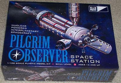 MPC Pilgrim Observer Nuclear Spacecraft model kit 1/100