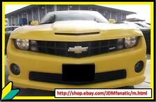 10-13 Chevy Camaro SS RS Fog Light DRL Smoke out Smoked TINT Overlays Vinyl Film