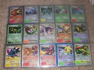 Guaranteed-ex-LV-X-Prime-Legend-or-Full-Art-Lot-of-50-Pokemon-Cards-w-Holos