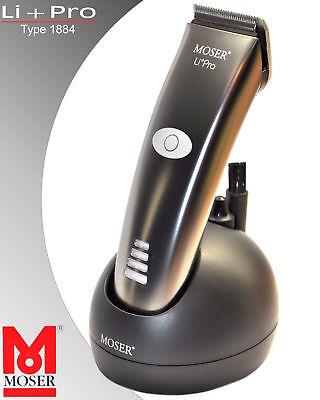 Moser Li Pro Haarschneidemaschine Li+Pro 1884 - 0050 Profiline