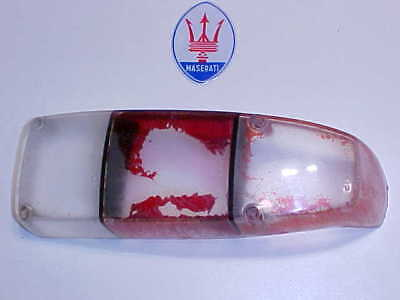 Maserati Mexico Tail Light Lamp Lense Quattroporte
