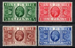GV-1935-Silver-Jubilee-Superb-unmounted-mint-set