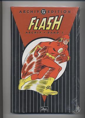 DC ARCHIV EDITION # 8 - FLASH 1 - DINO VERLAG 2000 - OVP