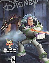 Toy Story 2: Buzz Lightyear to the Rescue Action Game (PC ...