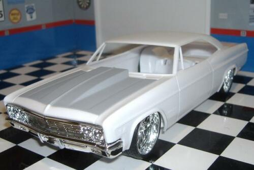 Resin-3-034-Cowl-Hood-Revell-039-66-Impala-amp-039-65-Impala