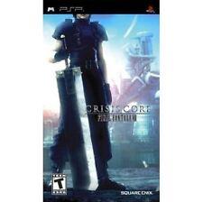 Jeux vidéo Final Fantasy pour jeu de rôle et Sony PSP