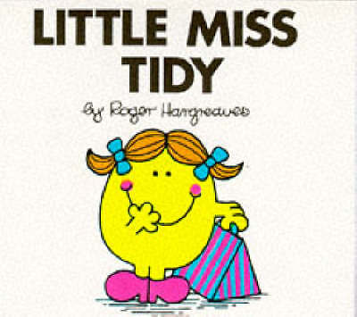 """""""VERY GOOD"""" Little Miss Tidy (Little Miss Library), Hargreaves, Roger, Book"""