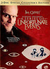 Lemony Snicket's A Series of Unfortunate Events (DVD, 2005, 2-Disc Set, Special Collector's Widescreen Edition)