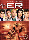 ER - The Complete Sixth Season (DVD, 2006, 6-Disc Set)