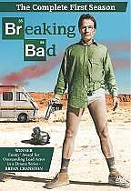 Изображение товара Breaking Bad: The Complete First Season (DVD, 2009, 2-Disc Set)