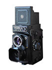Yashica Mat-124G TLR Film Camera with 80mm lens Kit